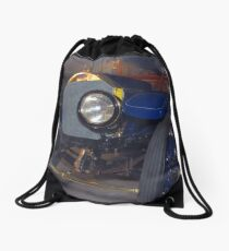 Out of a Mist at the Museum Drawstring Bag