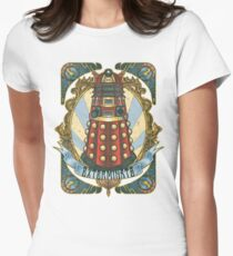 Dalek New Women's Fitted T-Shirt