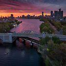 Charles River Sunrise, Boston by mattmacpherson