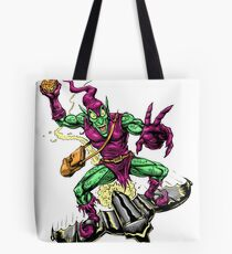 In Green Pursuit! Tote Bag