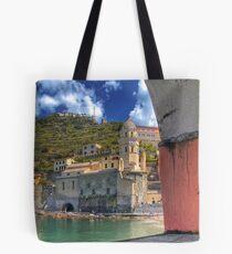 Vernazza - Through an Arch Tote Bag