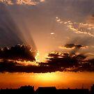 Sunset I by villrot
