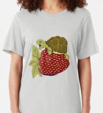 Turtle Berry Slim Fit T-Shirt