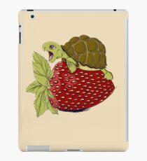Turtle Berry iPad Case/Skin