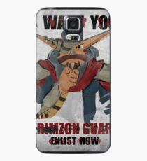 Join the Krimzon Gaurd Case/Skin for Samsung Galaxy