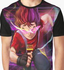 RUNNER DASH - Mike Pasuko Graphic T-Shirt