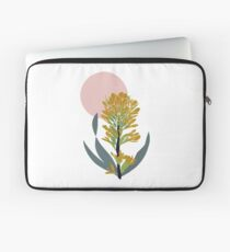 Astra Dawn Floral Laptop Sleeve