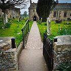 St Agatha Church, Easby by Stephen Smith