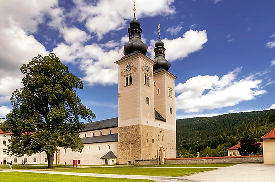 Shrine of St. Hemma - Cathedral of Gurk by paolo1955