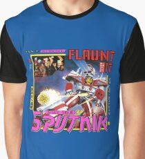 Sigue Sigue Sputnik - Flaunt It Graphic T-Shirt