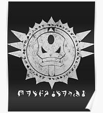 The Barron's order (white) Poster