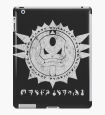 The Barron's order (white) iPad Case/Skin