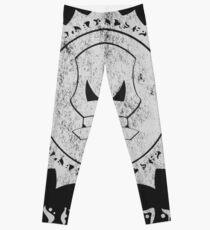 The Barron's order (white) Leggings
