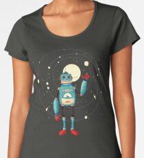 Friendly Robot Women's Premium T-Shirt