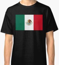 Mexican Flag Classic T-Shirt