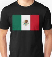 Mexican Flag Unisex T-Shirt