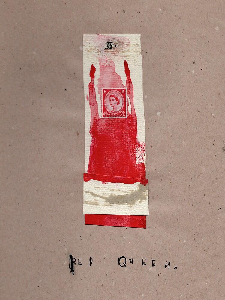 Red Queen by ReBecca Gozion