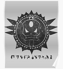 The Barron's order (black) Poster