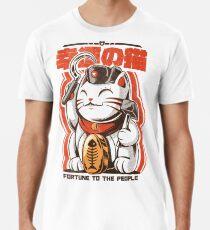 Camiseta premium para hombre Catnista