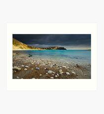Lulworth Cove Dorset Art Print