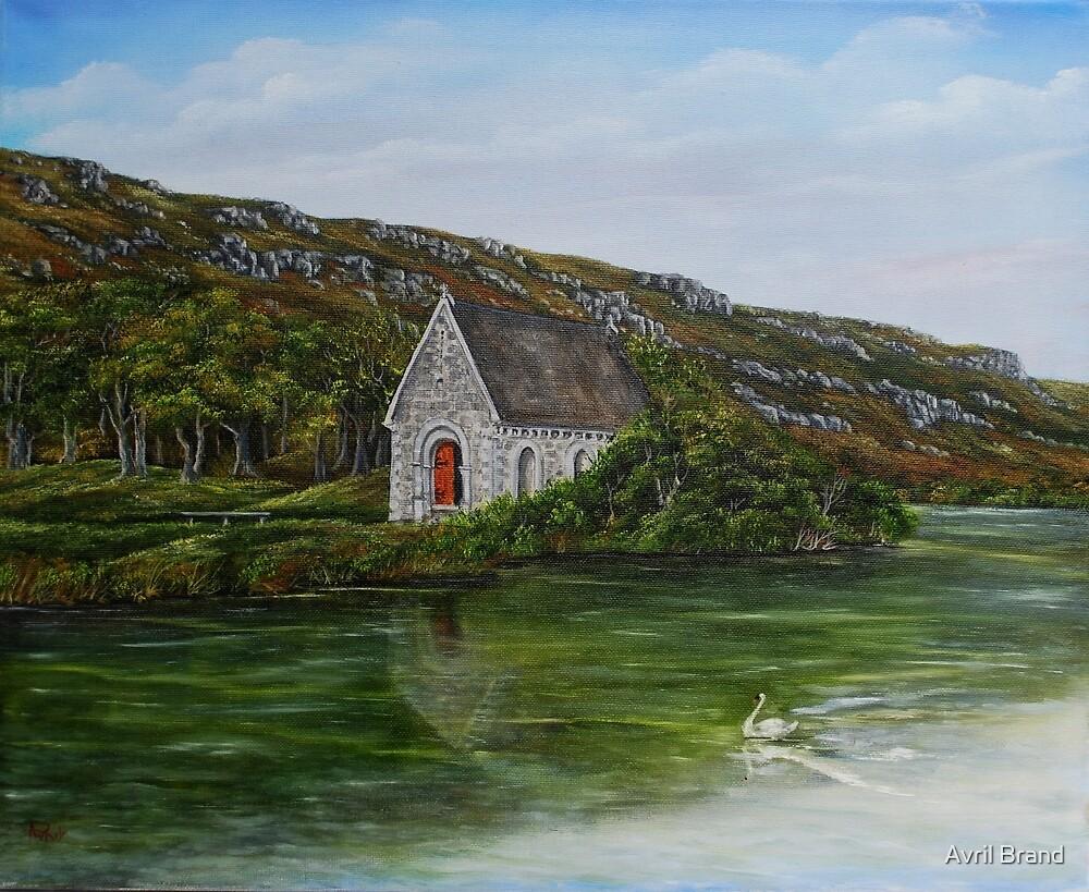 Gougane Barra, County Cork, Ireland by Avril Brand