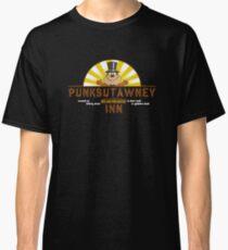 GROUND HOG DAY- PUNKSUTAWNEY INN Classic T-Shirt