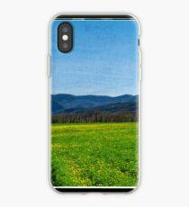 """""""Paysage champêtre"""" iPhone Case"""