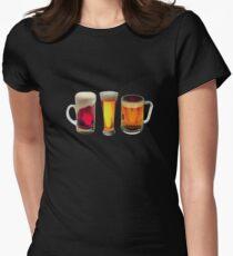 Beer beer beer Women's Fitted T-Shirt