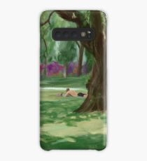 Summer in the Park Case/Skin for Samsung Galaxy
