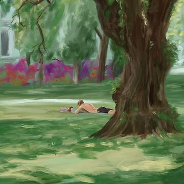 Summer in the Park by Stayf