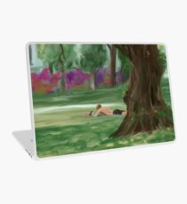 Summer in the Park Laptop Skin
