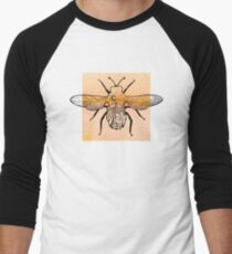 Hoop House Buzz Men's Baseball ¾ T-Shirt