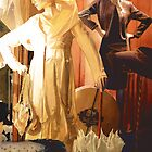 """Rita and Katrina"" New Orleans Watercolor by Paul Jackson"