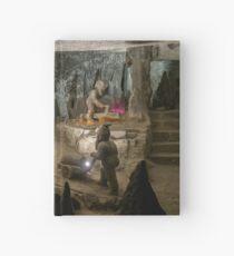 Wieliczka Salt Mine Hardcover Journal