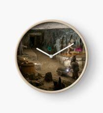 Wieliczka Salt Mine Clock