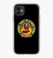 Karate kid - cobra kia iPhone Case