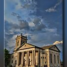 The First Presbyterian Church by Sheryl Gerhard