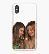 Willow & Tara - Buffy the Vampire Slayer, BtVS, 90s, Joss Whedon, Sunnydale, LGBTQ, Gay Pride, Tara Maclay, Willow Rosenberg iPhone Case