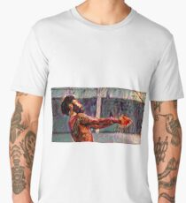 Donald Glover Art  Men's Premium T-Shirt