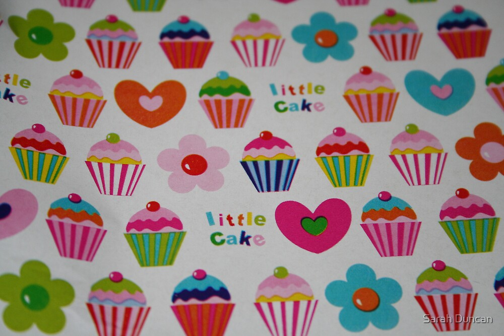 Cup Cakes by Sarah Duncan