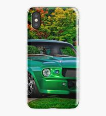 1968 Mustang Fastback 'Time to Pony Up' II iPhone Case