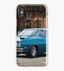 1969 Dodge 383 Super Bee II iPhone Case