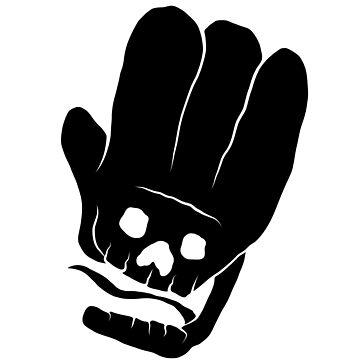 Hand of doom by Returnerstudio
