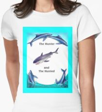 Sealife Womens Fitted T-Shirt