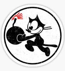Squadron 31 (VFA-31 Strike Fighter Squadron) Tomcatters Sticker