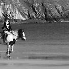 boreal rider by NordicBlackbird