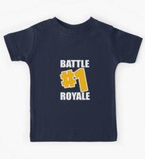 BATTLE ROYALE Kids Tee