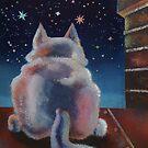 Star Cat by Oleg Atbashian