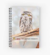 E.T. Wide Awake, Native Animal Rescue Spiral Notebook