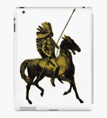 Native Warrior. iPad Case/Skin